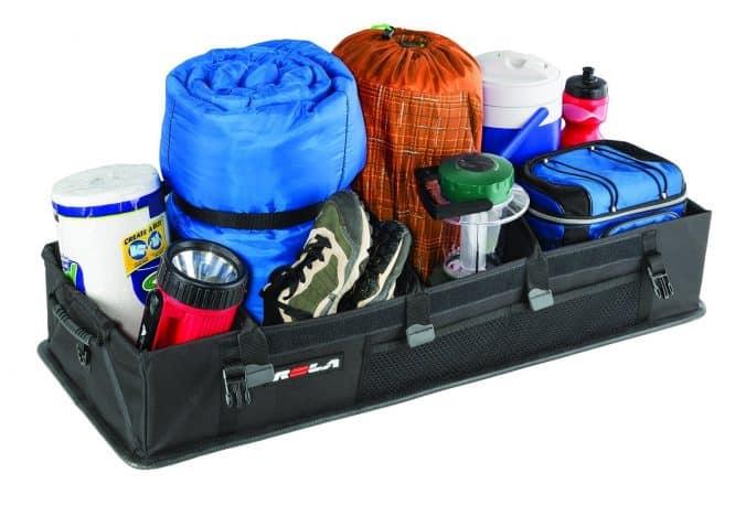 car camping organizer
