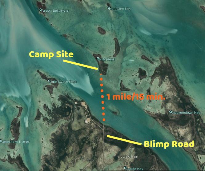 Blimp Road to budd key