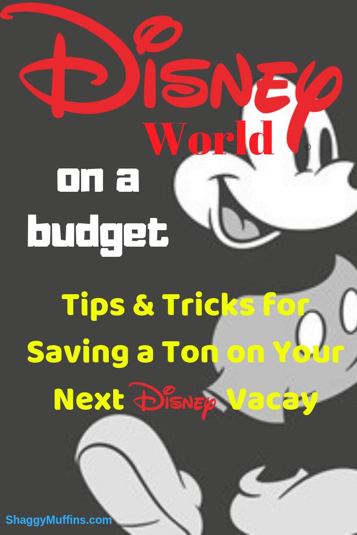 How to do Disney World on a Budget 1