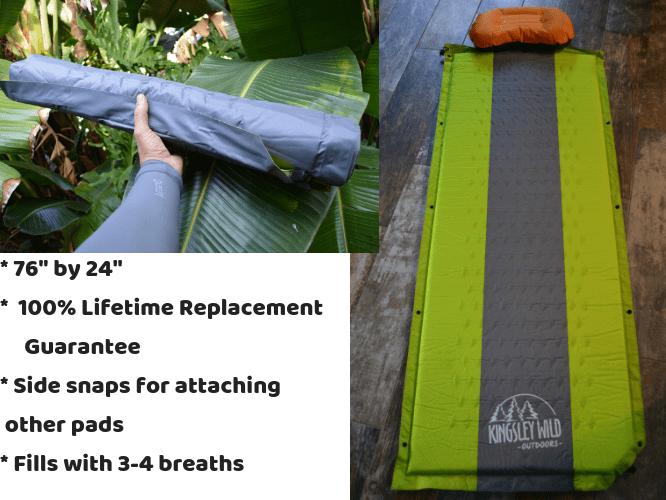 trekology camping pillow (1)