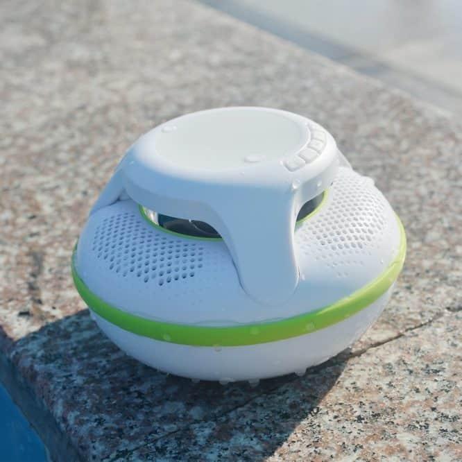 Floating Waterproof Bluetooth Speakers