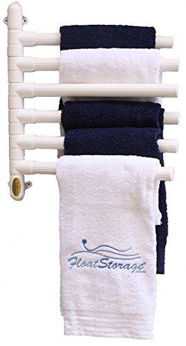 multi towel towel rack for pools