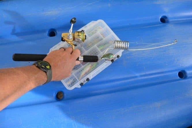 emmrod kayak fishing rod