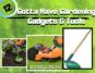 Gotta Have Gardening Gadgets & Tools